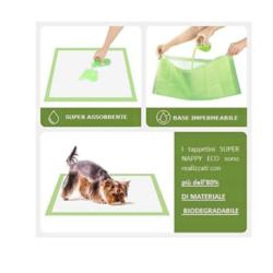 tappettini igienici per cani