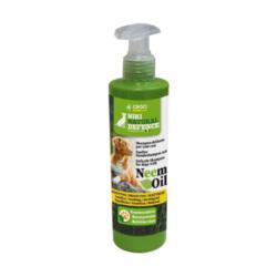 Shampoo naturale per cani repellente